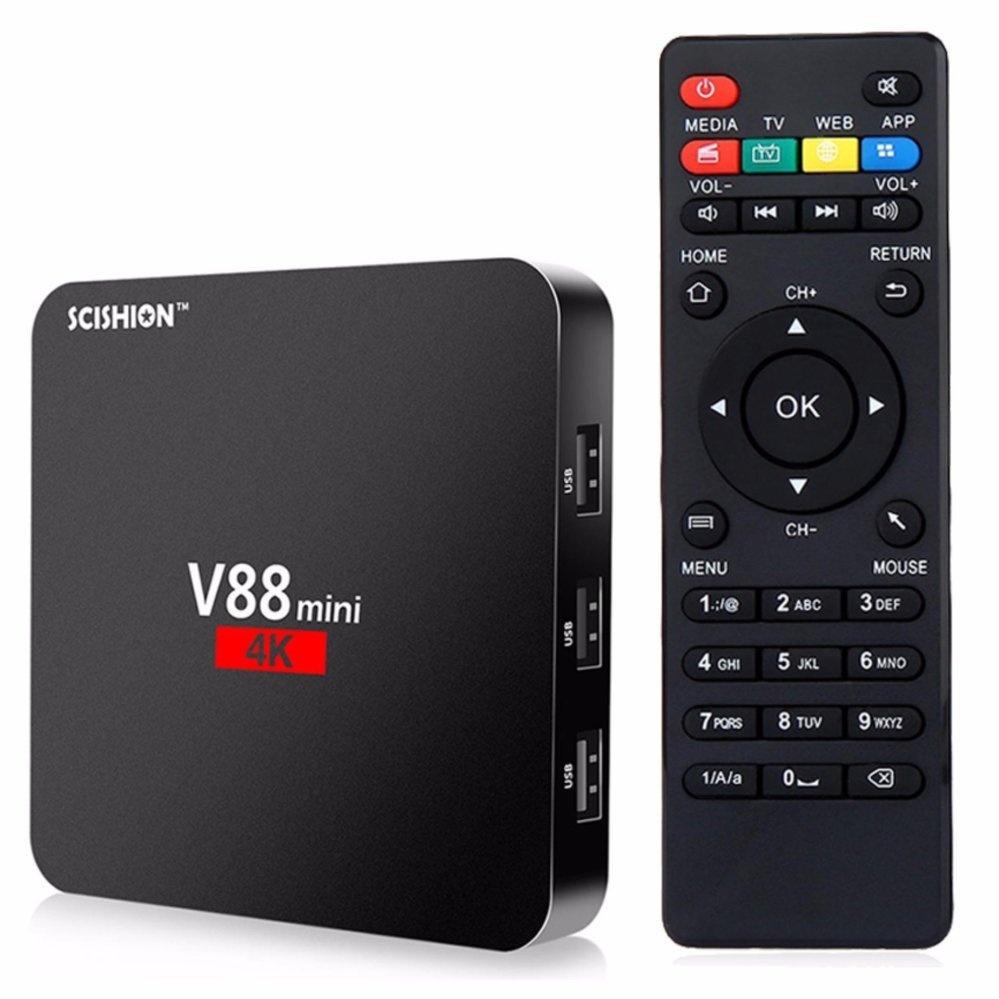Convertidor de TV a Smart TV (Android TV Box) V88